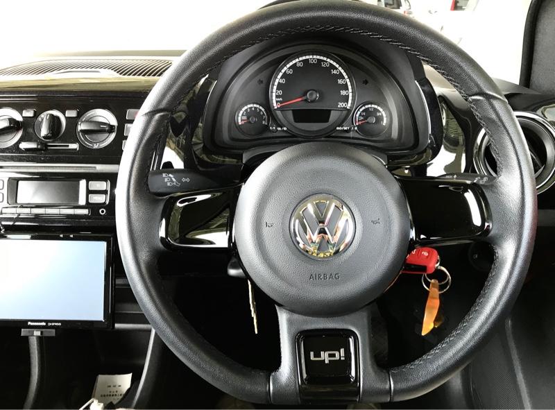 VW  / フォルクスワーゲン純正 ハイアップ 限定車用ステアリング