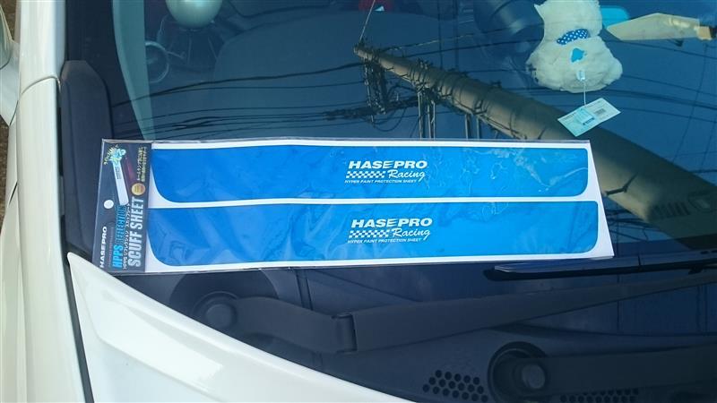 HASEPRO HPPSリフレクション スカッフシート