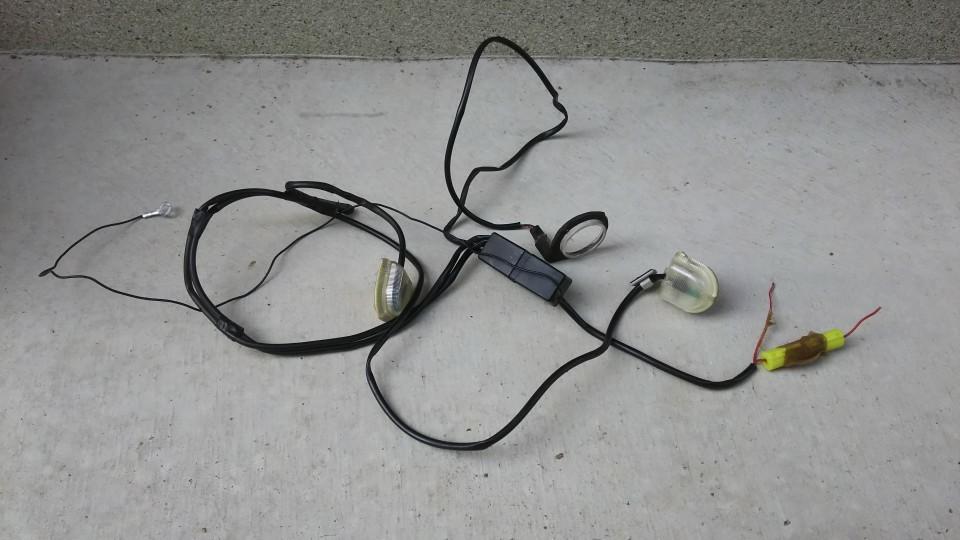 スズキ(純正) イグニッションキー照明+フロアイルミネーションセット
