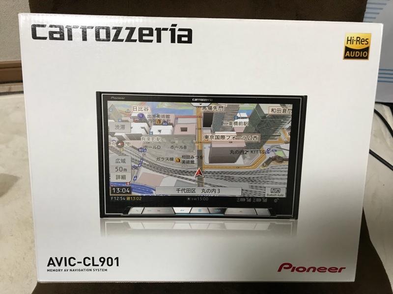 PIONEER / carrozzeria AVIC-CL901