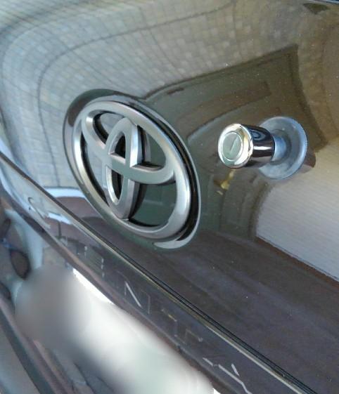 CAR MATE / カーメイト LUXIS リアワイパーボルトキャップ