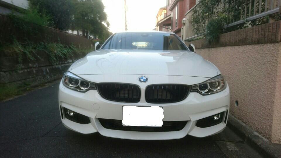BMW(純正) ブラックキドニーグリル