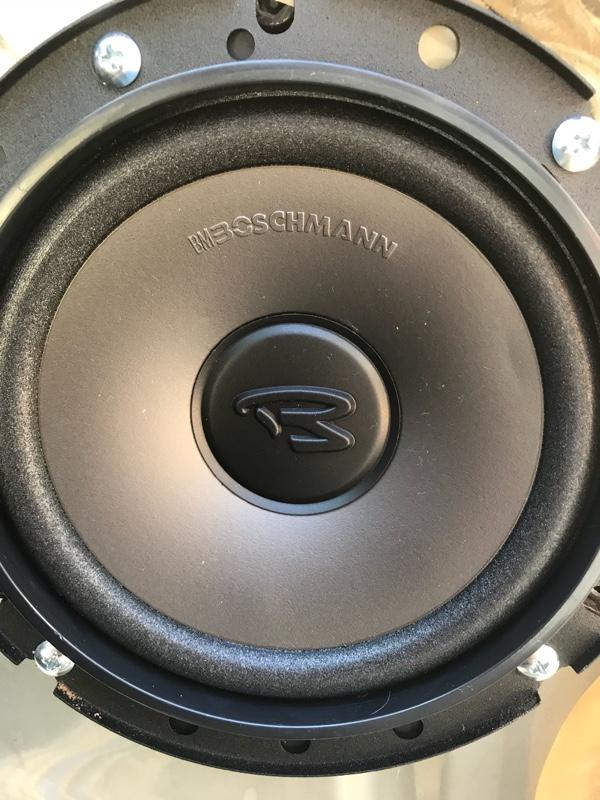 BM BOSCHMANN / BMオーディオジャパン PR-1650X