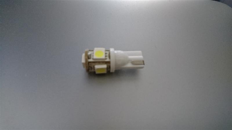 秋月電子通商 LEDルームランプ