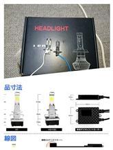 YZF-R125大陸製 LEDランプ H3 35Wの単体画像