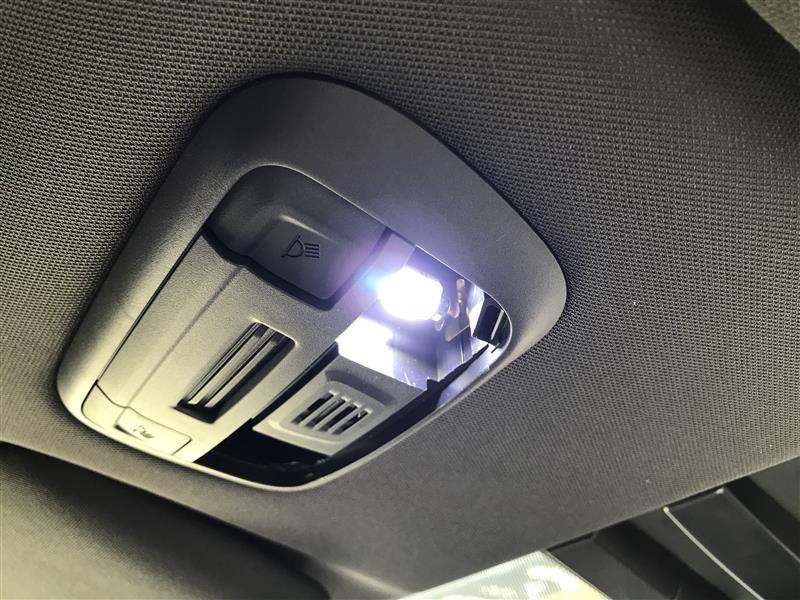 CAR MATE / カーメイト GIGA GIGA LEDルームランプ クールホワイト15000K T8×29 T10×31 / BW17