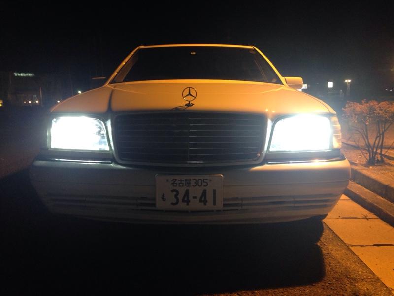 PHILIPS C6F LEDヘッドライト