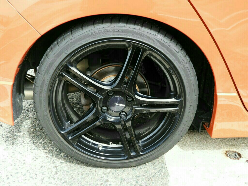 インドネシアタイヤメーカー Pinso Tyres PS-91 205/40R17
