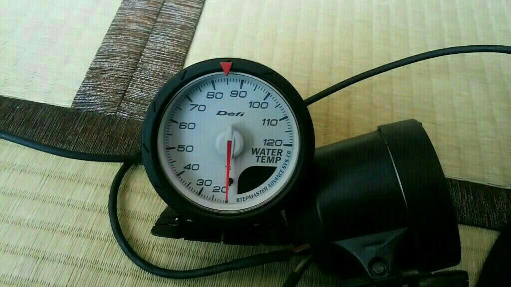 Defi Defi-Link Meter ADVANCE CR 水温計