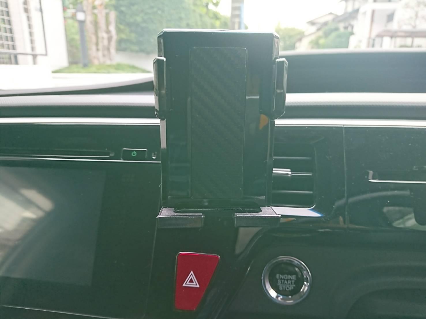 SEIWA W833 ACワンモーションホルダー