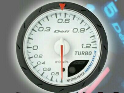Defi Defi-Link Meter ADVANCE CR ターボ計