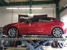 Mazda3XYZ JAPAN XYZ SS TYPE全長調整式減衰力30段調整付車高調の単体画像