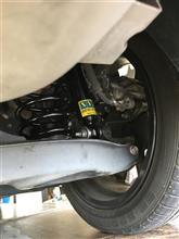 Mazda3XYZ JAPAN XYZ SS TYPE全長調整式減衰力30段調整付車高調の全体画像