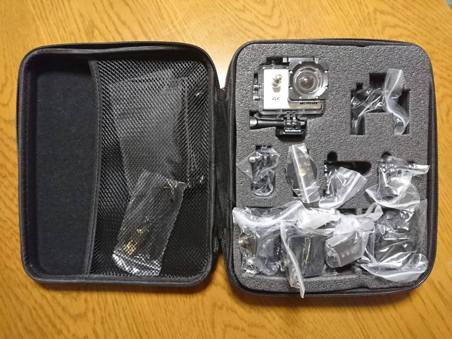 WIMIUS  スポーツカメラ Q1