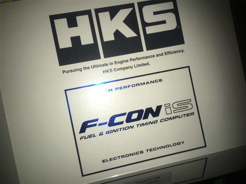 HKS F-CON iS