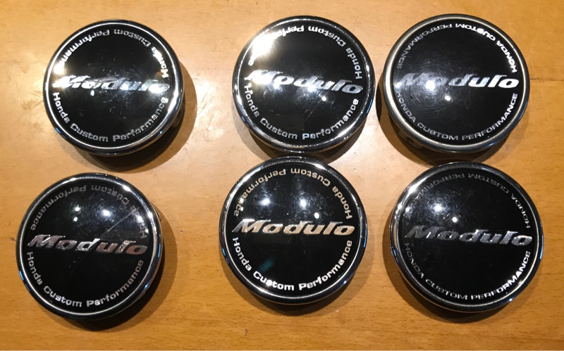 Modulo / Honda Access ホイールセンターキャップ