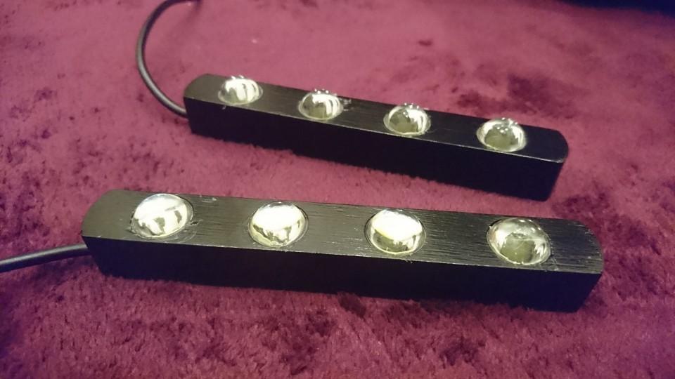 不明 4連LEDデイライト