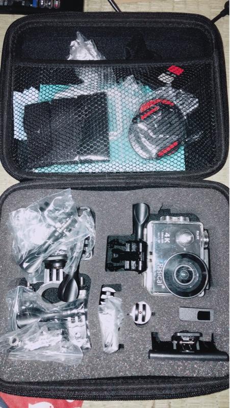 Rasical RA3R アクションカメラ