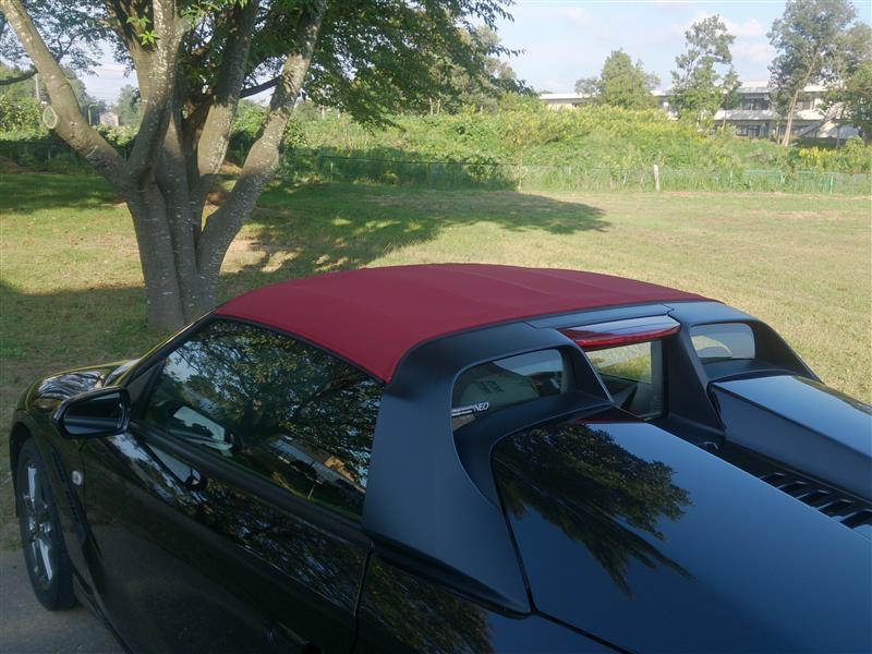 Modulo / Honda Access ロールトップ(ボルドーレッド)