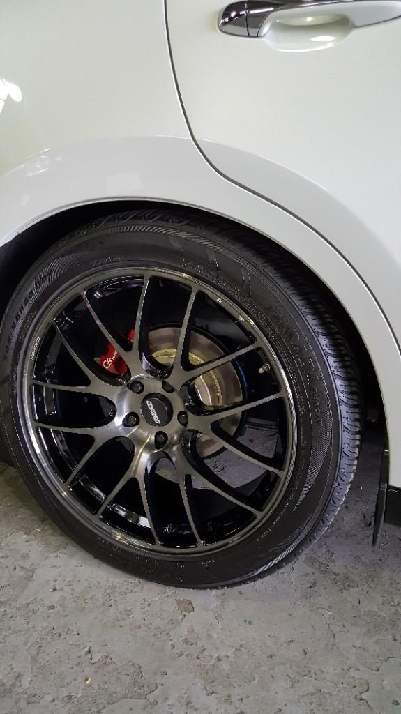 RAYS VOLK RACING G27 PROGRESSIVE MODEL