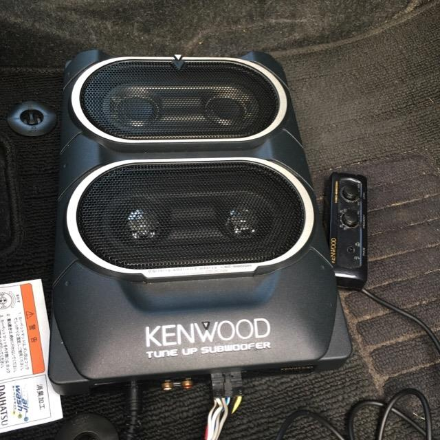 ケンウッド KSC-680DW