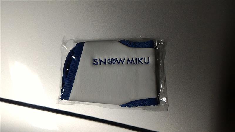SNOW MIKU×DAIHATSU シフトレバーカバー