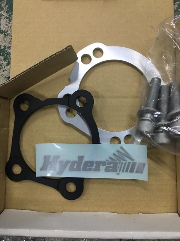 Hydera / ハイドラ キャンバープレート3度