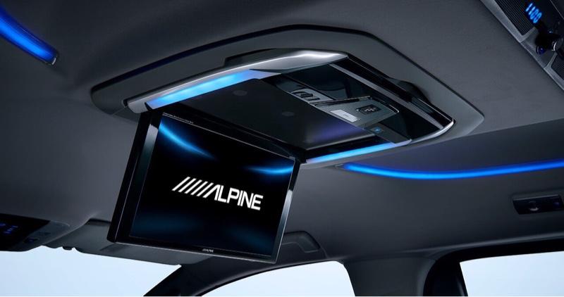 ALPINE TDL-PXH12X-R-AV