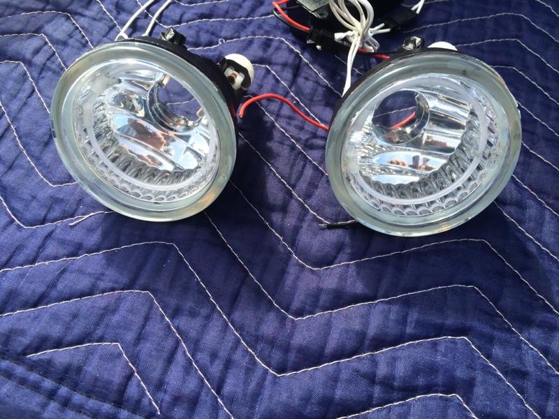 BRIGHTZ CCFLイカリングクリスタルフォグライト