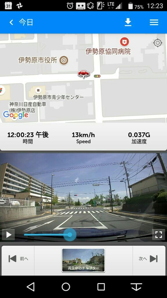 スバル(純正) アイサイト対応ドライブレコーダー