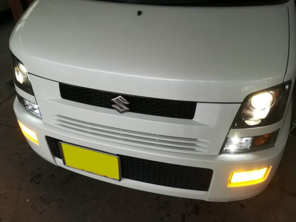 まめ電 T10 LED オスラム ホワイト
