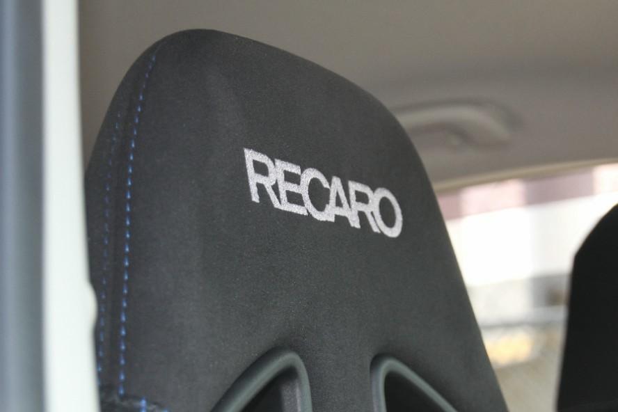 RECARO SR-7 SK100 BLUE