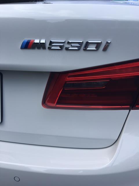 BMW(純正) M///パフォーマンスバッジ