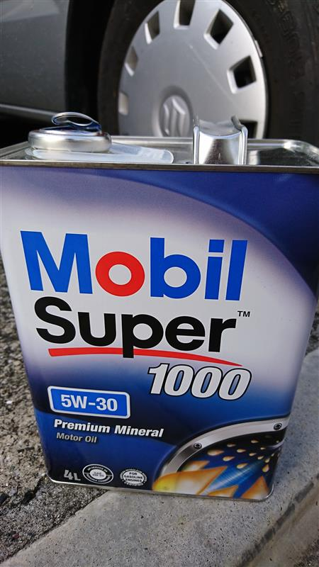 Mobil Mobil Super SERIES Mobil Super 1000 5W-30