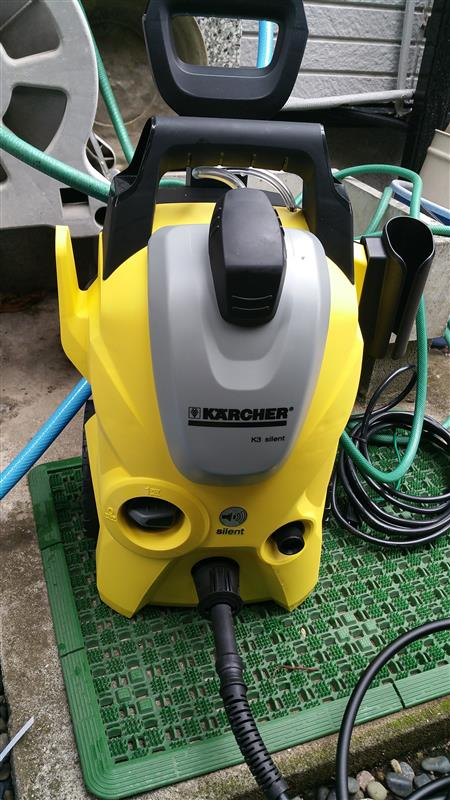 Karcher K3 サイレント ベランダ