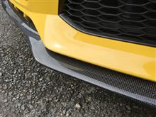 S1 スポーツバックGARAGE VARY vary Reife vary Reife フロントリップスポイラーの全体画像