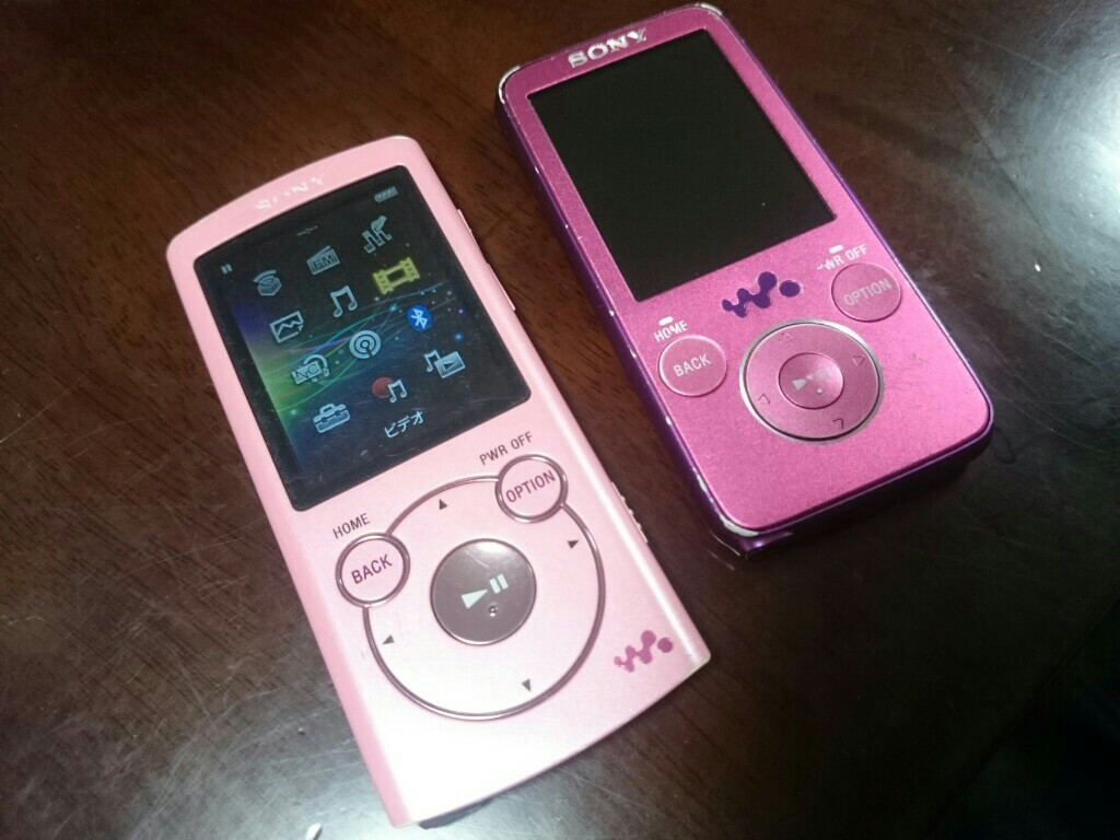 Sony Walkman Nw S764 のパーツレビュー ヴェルファイア たっくん R みんカラ