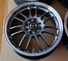 フレアRAYS VOLK RACING VOLK RACING RE30の全体画像