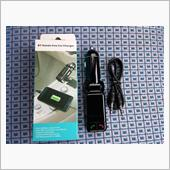 不明 FMトランスミッター bluetooth対応 USB 2ポート