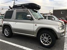 パジェロミニModulo / Honda Access ネオシェイプスポークR5の単体画像