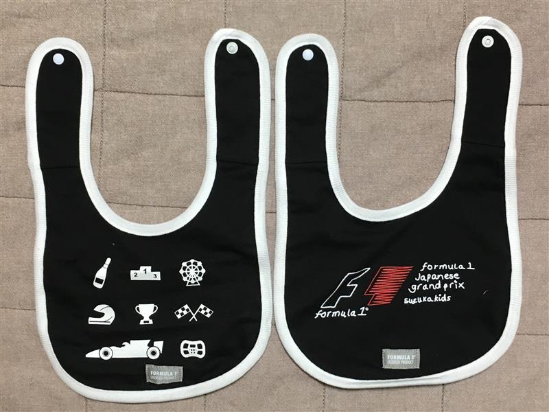 F1×鈴鹿サーキット スタイ(2枚セット)