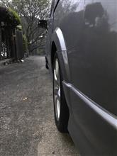 ラフェスタ日産(純正) V35純正ホイールの全体画像