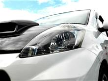 ブーントヨタ(純正) Racy用純正HIDヘッドライトの全体画像