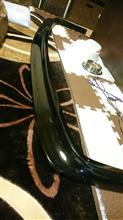 セドリックセダンアクア フロントリップスポイラーの単体画像