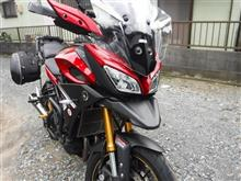 MT-09 TRACERPowerbronze くちばしの単体画像