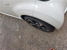 i-MiEV本田自動車(純正) S660純正アルミホイールの全体画像