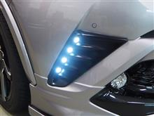 C-HRエルフォード LED デイランプパネルの単体画像