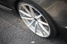 S6 アバント (ワゴン)Brixton Forged WR3の単体画像