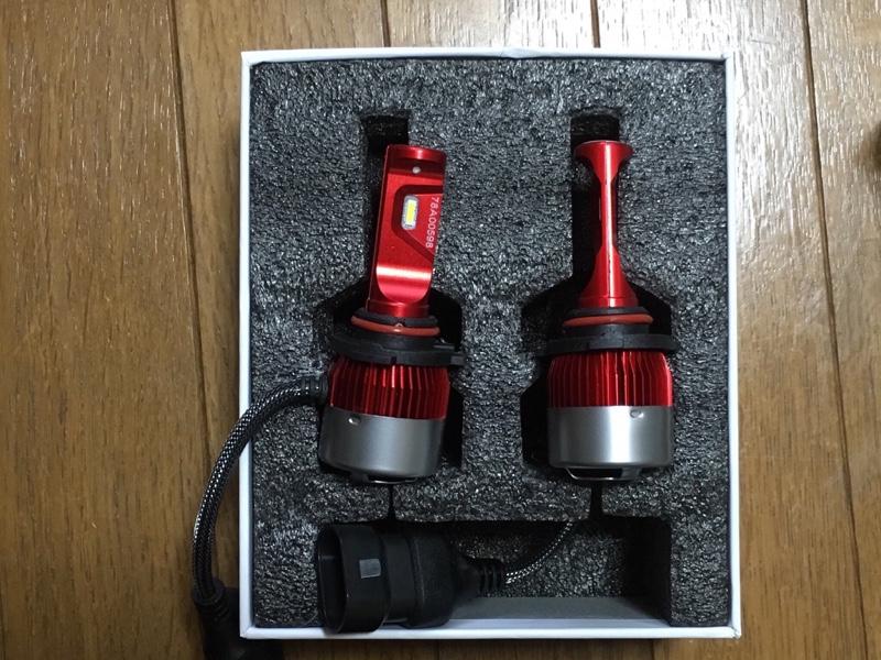 NIGHTEYE AUTO LIGHTING NIGHTEYE HB3 一体型LEDヘッドライト