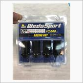 Weds WEDS SPORT WSレーシングナット